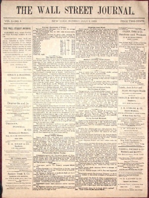 File:The Wall Street Journal first issue.jpg
