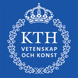 Logotype of KTH Royal Institute of Technology.png